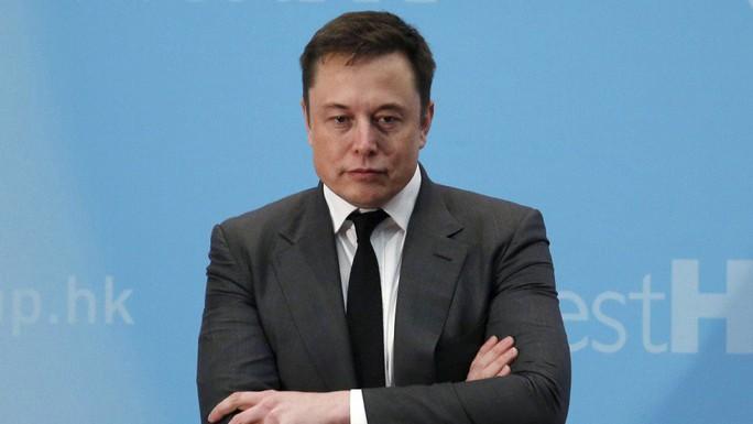 Tỉ phú Elon Musk mất ghế chủ tịch Tesla, đóng phạt 20 triệu USD - Ảnh 1.