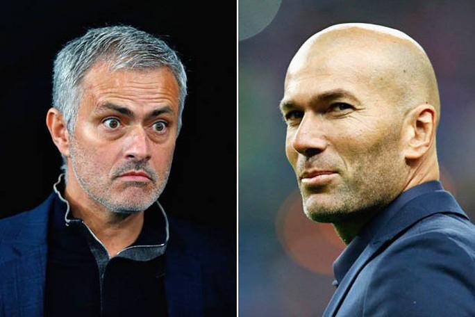 CĐV đòi sa thải Mourinho, M.U bắt đầu đàm phán với Zidane? - Ảnh 1.