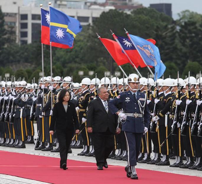 Trung Quốc bị chọc giận tại Thượng đỉnh PIF - Ảnh 1.