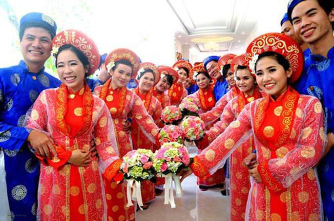 LĐLĐ TP Hải Phòng sẽ tổ chức lễ cưới tập thể cho công nhân - Ảnh 1.