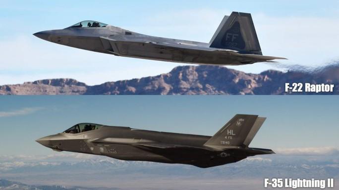 """Mỹ phát triển chiến đấu cơ """"lai"""" siêu việt đối phó Nga - Trung - Ảnh 1."""