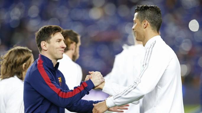 Messi: Real Madrid suy yếu khi không còn Ronaldo - Ảnh 1.