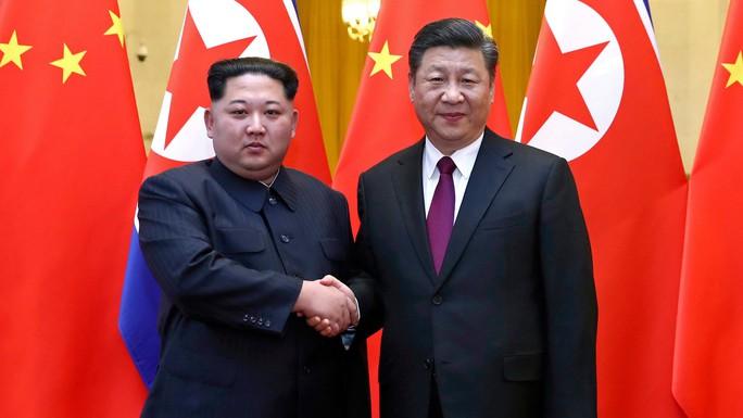 Ông Tập Cận Bình sẽ không đến Triều Tiên? - Ảnh 1.