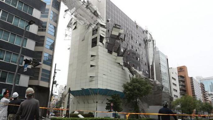 Hình ảnh Nhật Bản tả tơi sau bão Jebi - Ảnh 9.