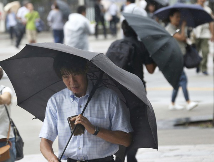 Hình ảnh Nhật Bản tả tơi sau bão Jebi - Ảnh 12.