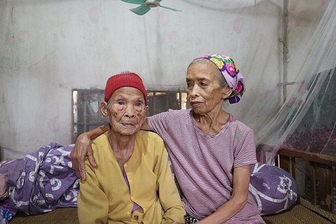 Gặp 3 chị em cùng trên 100 tuổi ở Nghệ An - Ảnh 2.
