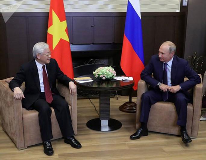 Tạo xung lực mới cho quan hệ Việt - Nga - Ảnh 1.