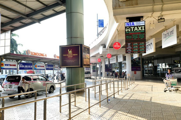 Cận cảnh diện mạo mới Nhà ga T1 Nội Bài sau 1 năm nâng cấp - Ảnh 1.