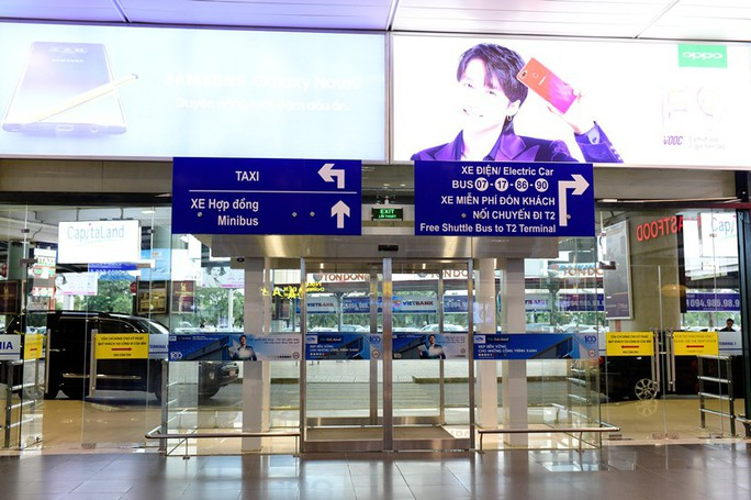 Cận cảnh diện mạo mới Nhà ga T1 Nội Bài sau 1 năm nâng cấp - Ảnh 3.