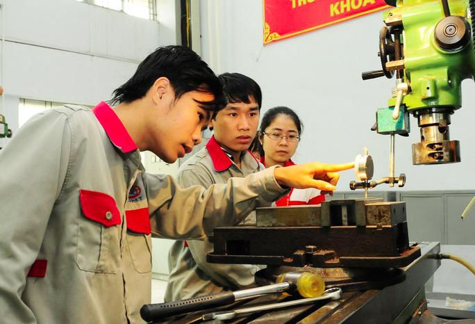 Úc đẩy mạnh hợp tác giáo dục nghề nghiệp với Việt Nam - Ảnh 1.