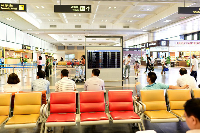 Cận cảnh diện mạo mới Nhà ga T1 Nội Bài sau 1 năm nâng cấp - Ảnh 7.