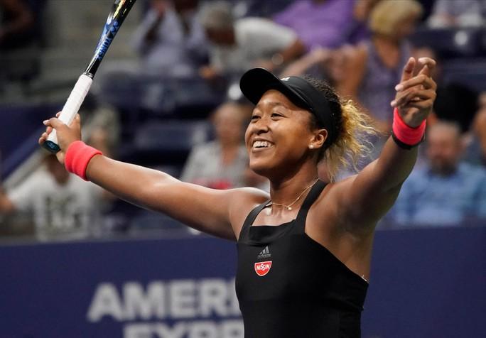 Dấu ấn Naomi Osaka và cuộc tái đấu được trông đợi với Serena - Ảnh 4.