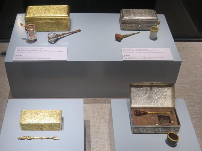 Chiêm ngưỡng những bảo vật rồng - phượng triều Nguyễn - Ảnh 14.