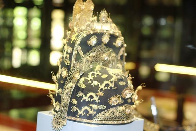 Chiêm ngưỡng những bảo vật rồng - phượng triều Nguyễn - Ảnh 10.