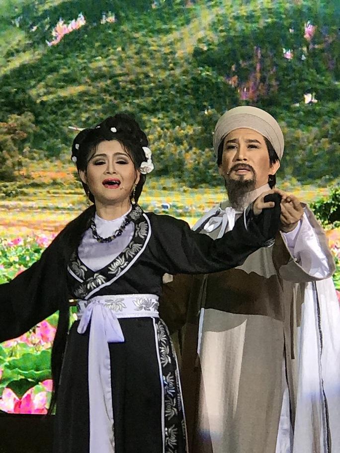 NSƯT Kim Tử Long lấy nước mắt khán giả với vai Nguyễn Trãi - Ảnh 3.