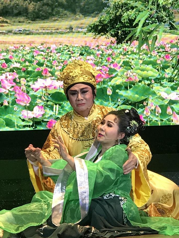 NSƯT Kim Tử Long lấy nước mắt khán giả với vai Nguyễn Trãi - Ảnh 5.