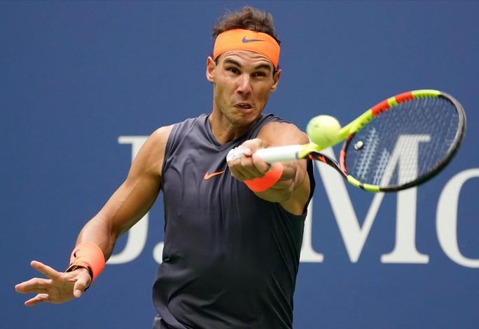 Nadal bỏ cuộc vì chấn thương, Del Potro vào chung kết với Djokovic - Ảnh 3.