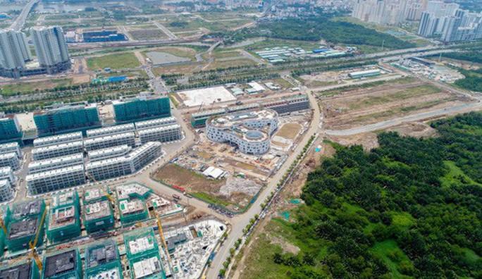 Thanh tra Thủ Thiêm: Hô biến đất tái định cư thành 51 dự án khác - Ảnh 1.