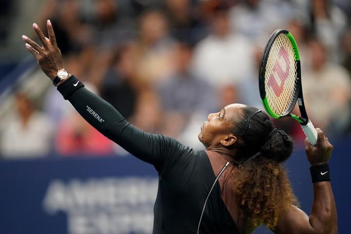 Dân mạng chê trách Serena Williams sau khi cô chửi trọng tài rồi khóc - Ảnh 4.