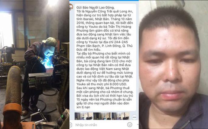 [ĐIỀU TRA] - Lao động Việt kêu cứu từ đất khách - Ảnh 1.
