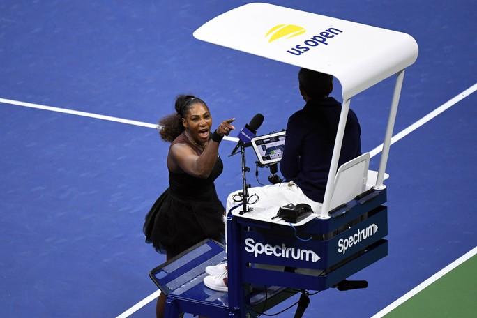 Serena không phá được ngày vui của Osaka - Ảnh 2.