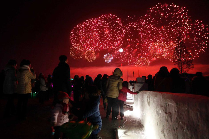 Lãnh đạo Triều Tiên mừng năm mới bằng lời thách thức Mỹ - Ảnh 3.