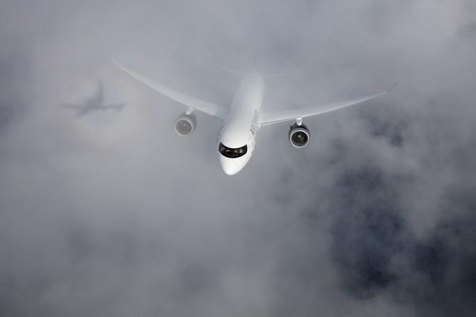Máy bay lướt mây - Ảnh 1.