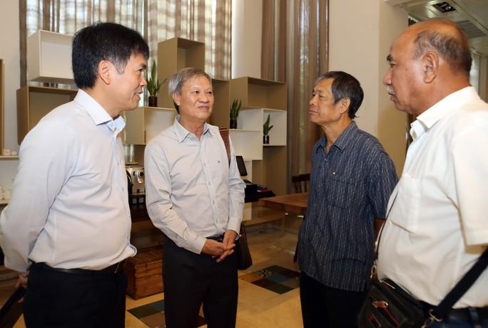 Đối thoại Phát triển bóng đá Việt Nam: Trách nhiệm giải trình của VFF - Ảnh 1.