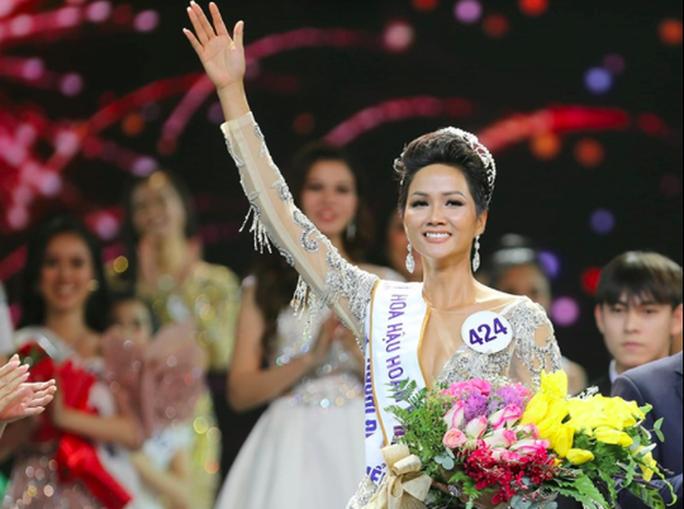 Khen thưởng đột xuất tân Hoa hậu Hoàn vũ Việt Nam - Ảnh 1.