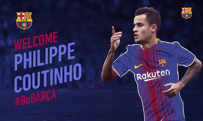 Liverpool gây sốc với bản hợp đồng chuyển nhượng Coutinho  - Ảnh 5.
