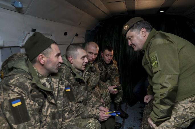 Leo thang không cần thiết ở Ukraine - Ảnh 1.