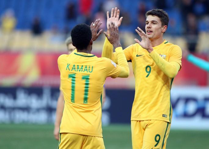 U23 Úc còn nhiều người quen Công Phượng, Xuân Trường - Ảnh 2.