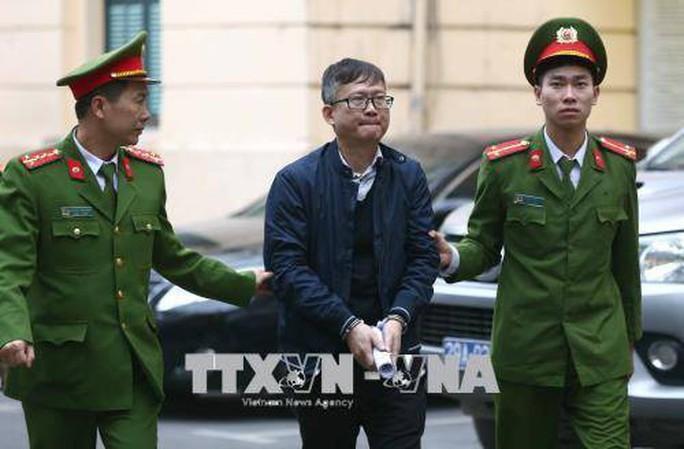 Em trai ông Đinh La Thăng khai thế nào trước tòa? - Ảnh 1.
