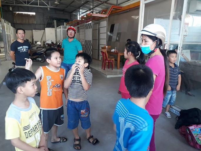 Đang cháy cơ sở dạy tiếng Anh cho trẻ em ở Bình Dương - Ảnh 5.