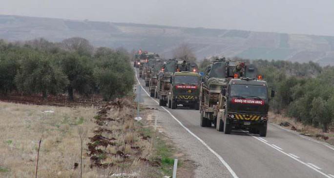 Thổ Nhĩ Kỳ phản ứng cả Mỹ lẫn Nga - Ảnh 1.