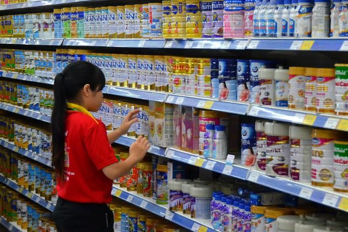 Giá sữa khó giảm mạnh - Ảnh 1.
