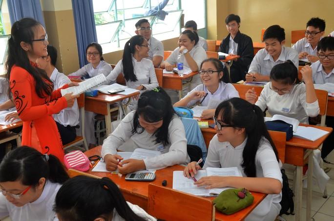 Chương trình mới: Quá lo về giáo viên - Ảnh 1.