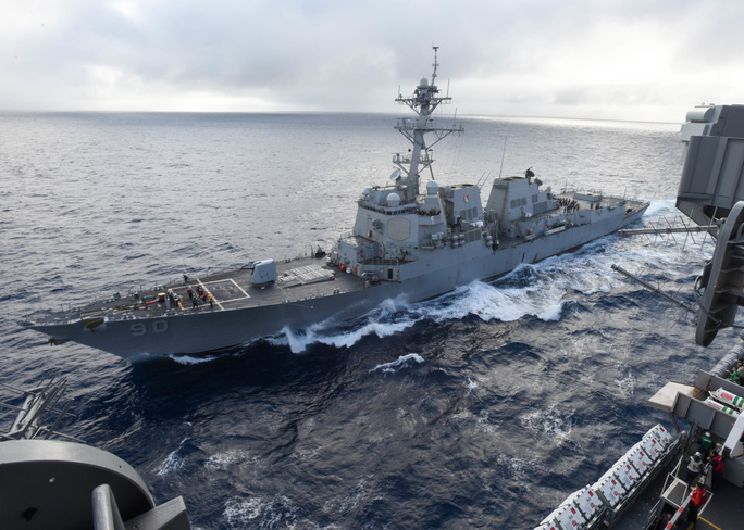 Mỹ sẽ soi kỹ tình hình biển Đông? - Ảnh 1.