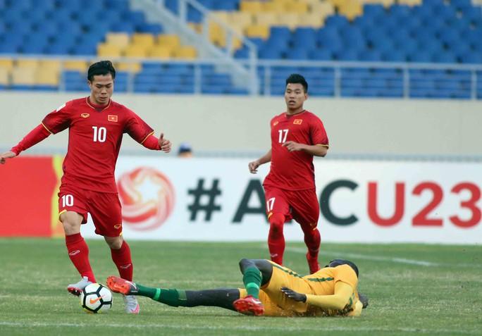 U23 Việt Nam không cầu hòa - Ảnh 1.