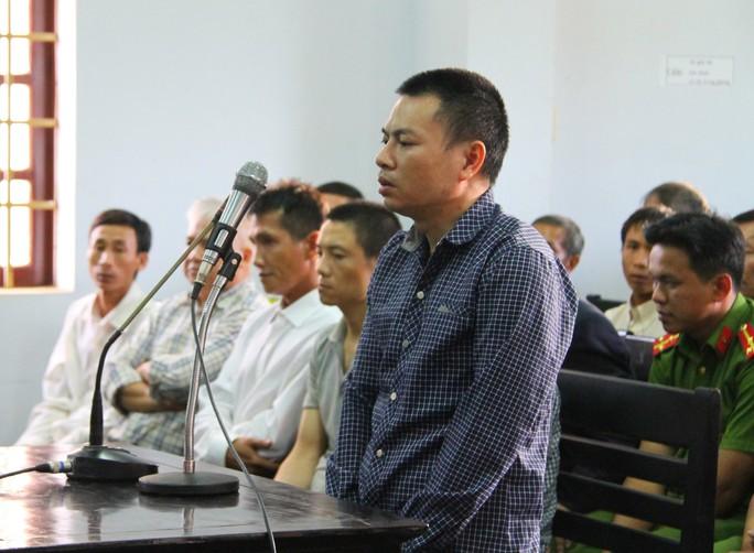 Vụ xả súng kinh hoàng ở Đắk Nông: Tuyên án tử hình Đặng Văn Hiến - Ảnh 1.