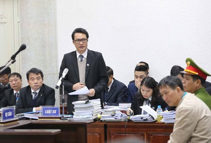 Luật sư phản ứng cáo buộc Trịnh Xuân Thanh chối tội - Ảnh 1.