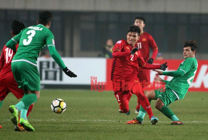 Lối đá của U23 Việt Nam khó chịu nhất giải - Ảnh 1.