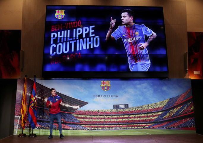 Thương binh Coutinho chào sân hợp đồng bom tấn tại Barcelona - Ảnh 10.