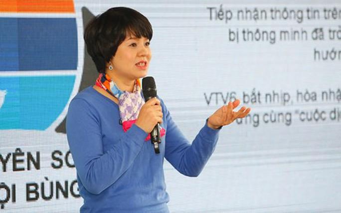 Nhà báo Đặng Diễm Quỳnh: VTV6 đang dịch chuyển về thế hệ số - Ảnh 1.