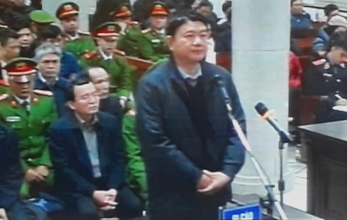 Ông Đinh La Thăng mong HĐXX xem xét trong bối cảnh 10 năm về trước - Ảnh 2.