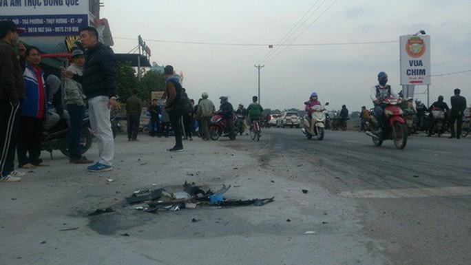 Tài xế xe điên tông chết 2 nữ sinh là giám đốc doanh nghiệp vận tải - Ảnh 2.