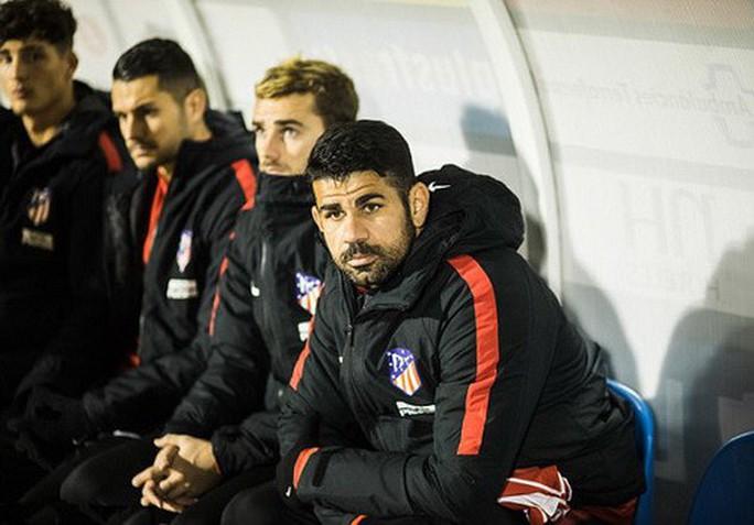 Diego Costa nổ súng ngày tái xuất Atletico Madrid ở Cúp Nhà vua - Ảnh 4.