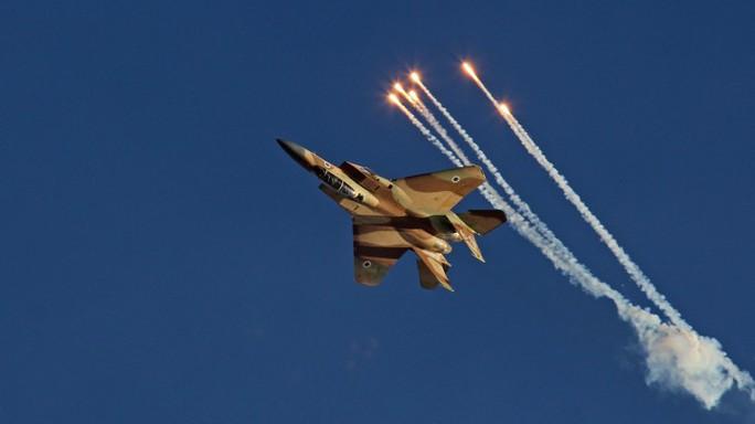 Syria khẳng định bắn trúng máy bay Israel - Ảnh 1.