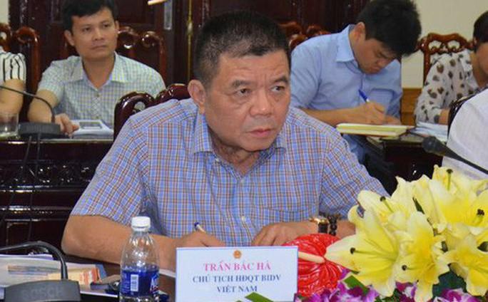 Ông Trần Bắc Hà xin vắng mặt ở phiên xử Trầm Bê vì ung thư gan - Ảnh 1.