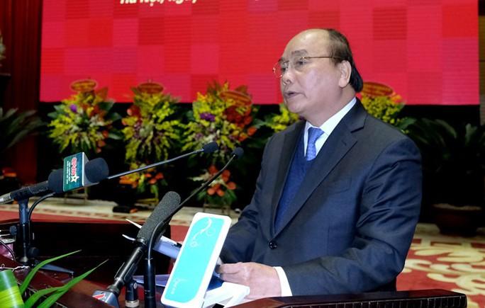 Thủ tướng dự lễ ra mắt Bộ Tư lệnh Tác chiến không gian mạng - Ảnh 1.